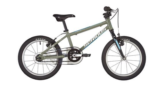 """Serious Superlite - Vélo enfant - 16"""" gris"""